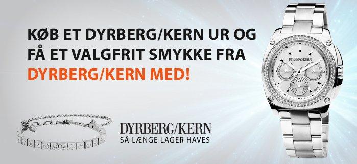Gratis Dyrberg/Kern smykke