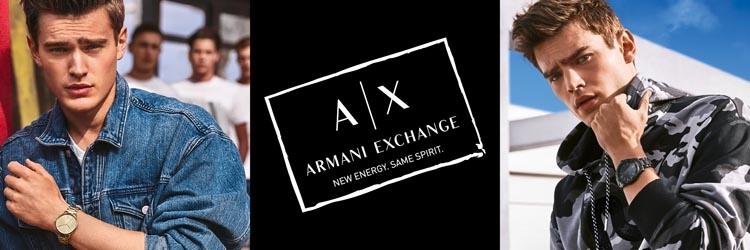 Armani Exchange Herreure