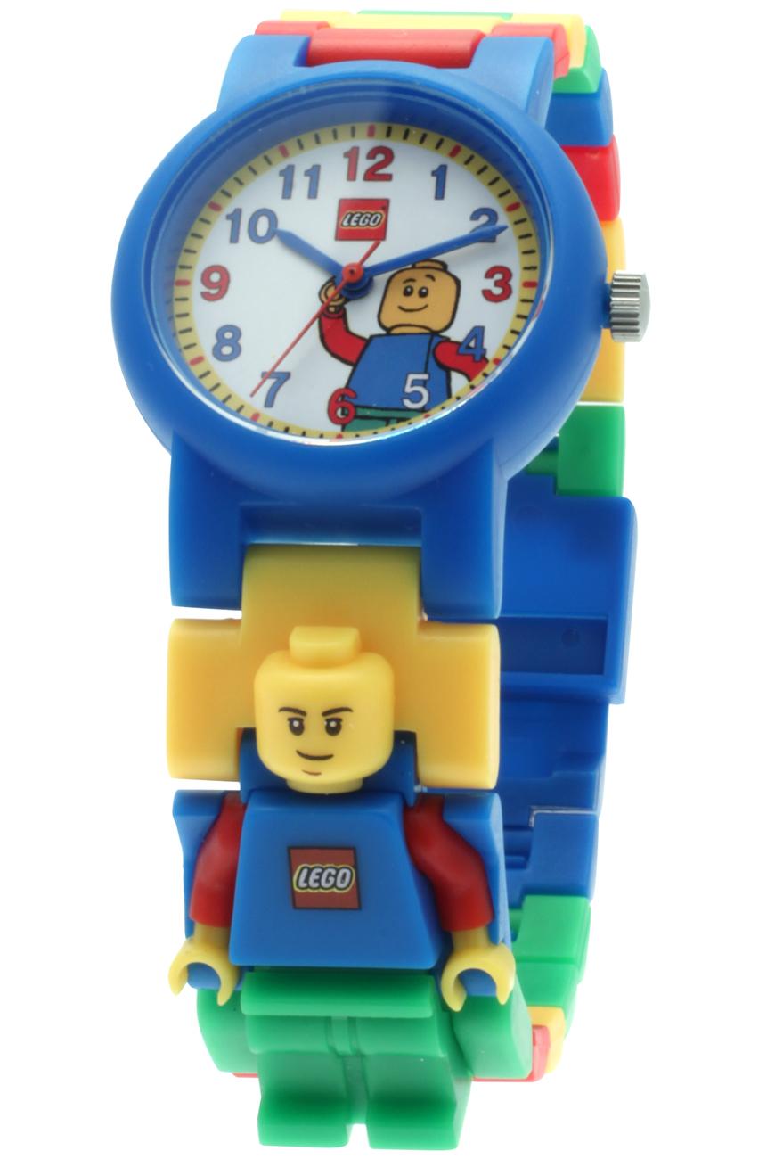 LEGO børneur med klassisk LEGO tema - LEGO Classic Links 03-10049