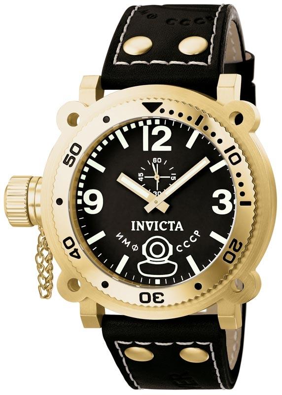 Invicta Russian Diver Lefty - 7276