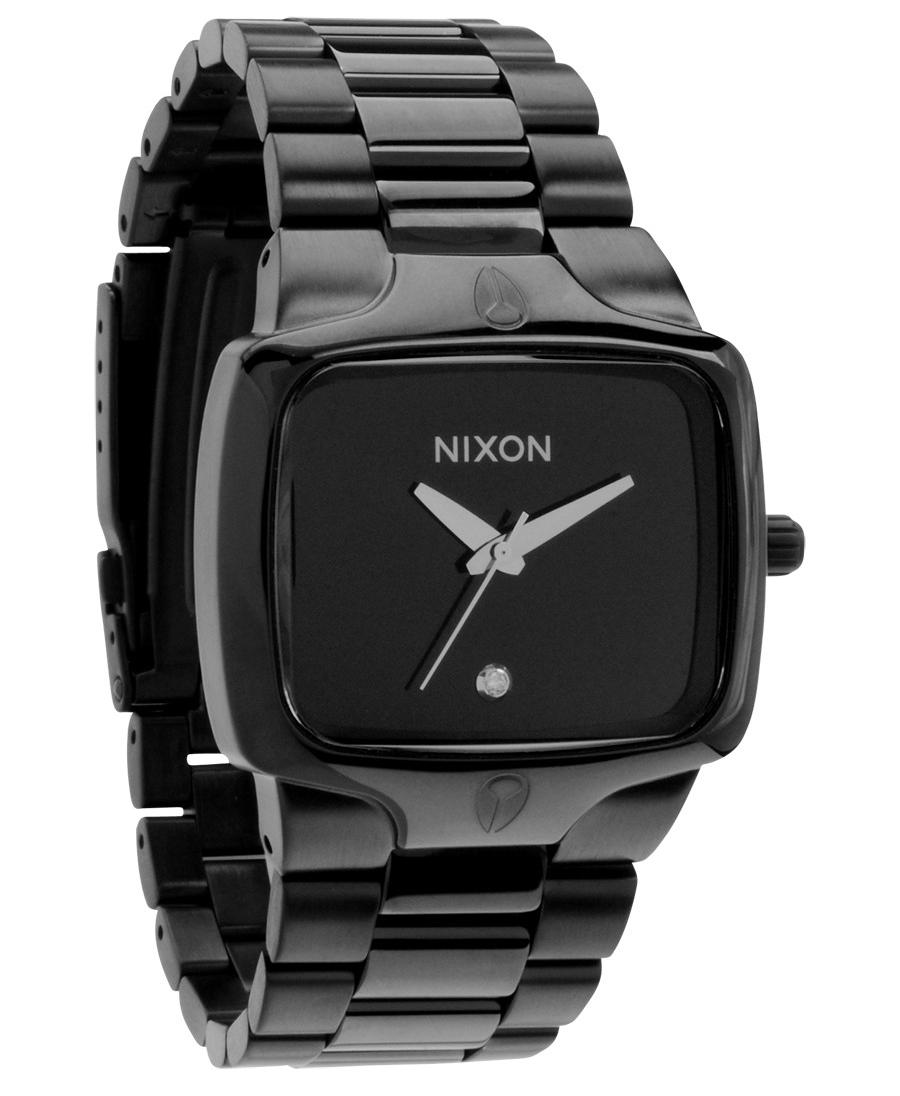 Nixon Player All Black - A140-001
