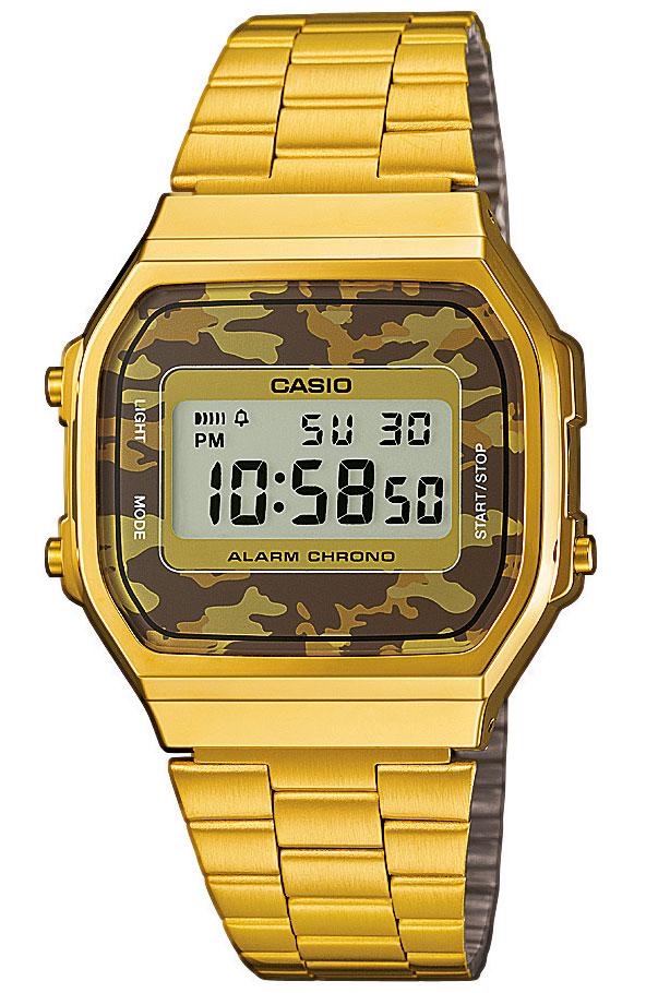 Casio Classic Gold A168WEGC-5EF - LIQ