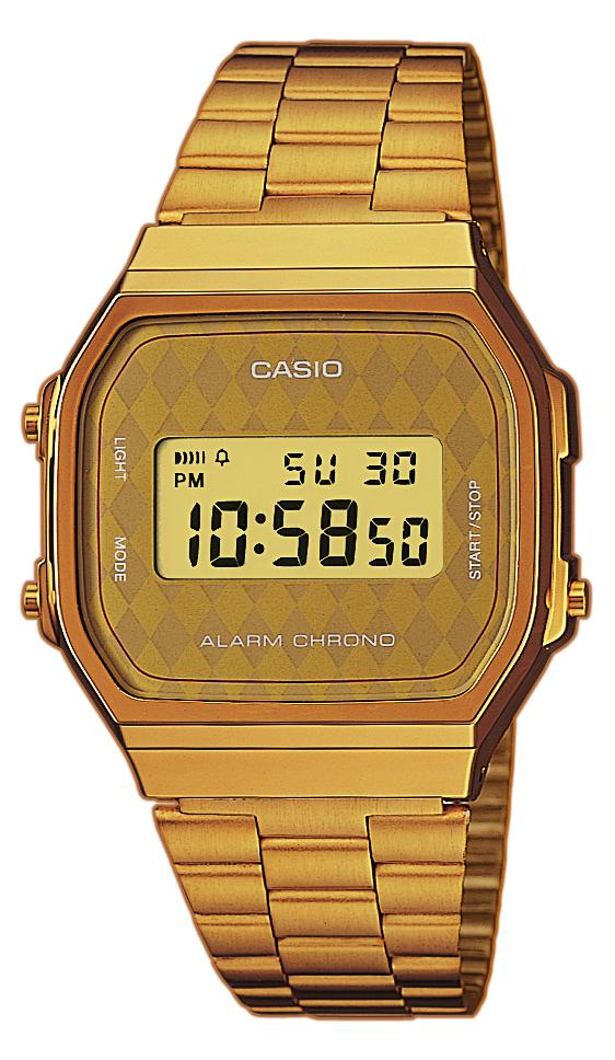 Casio Retro A168WG-9BWEF