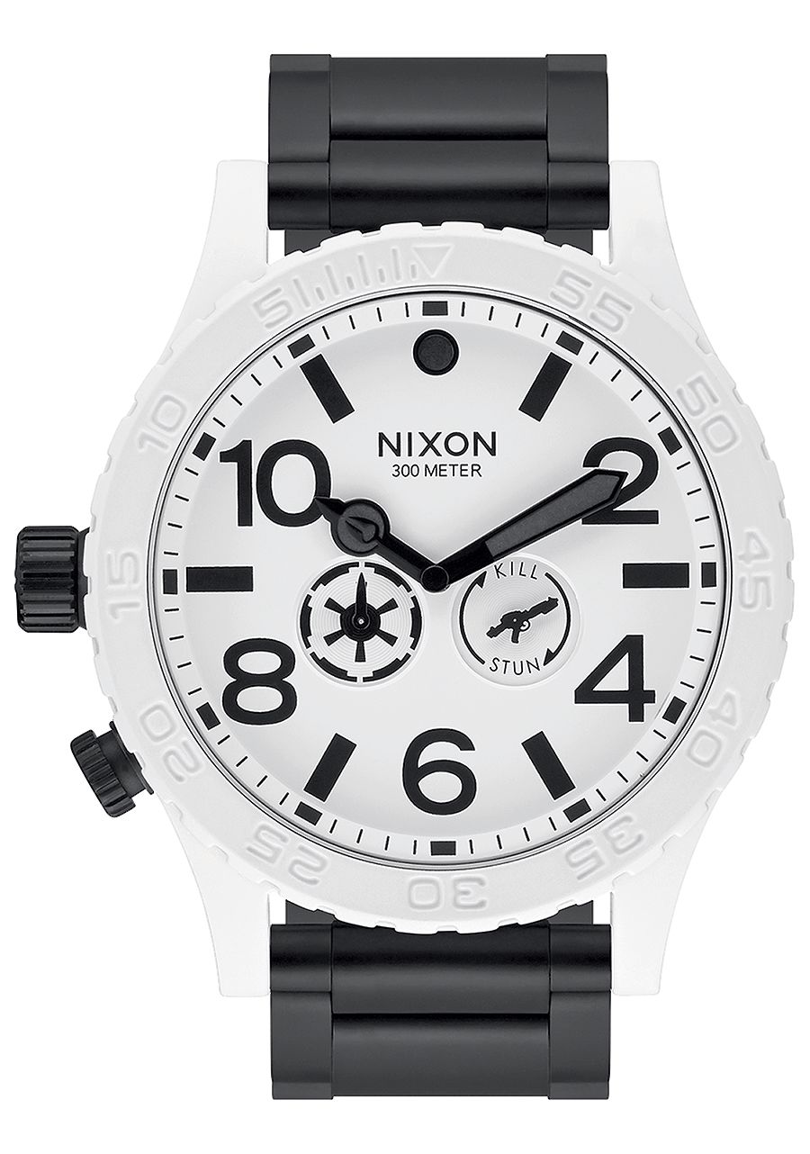 Nixon 51-30 Star Wars Storm Troopers White  A172SW-2243