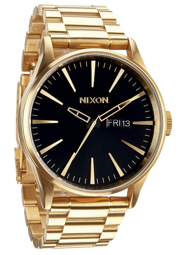 Nixon Sentry SS All Gold/Black A356-510