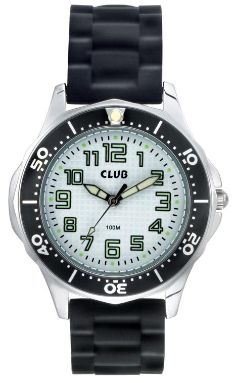 Club 100M Black White A65177S4A