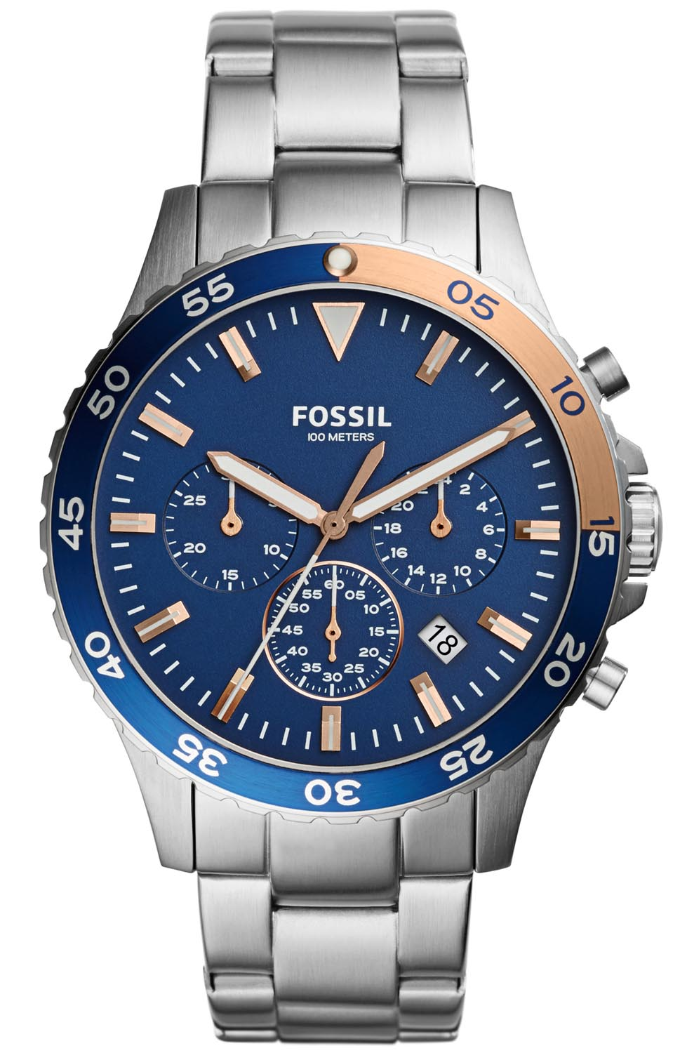 Fossil Crewmaster CH3059