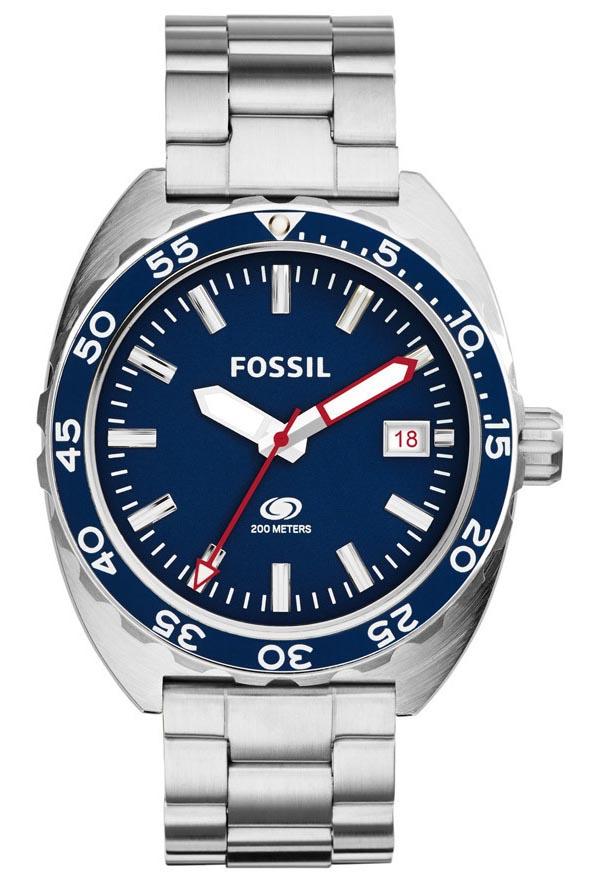 Dykkerur til mænd fra Fossil - Fossil Breaker FS5048