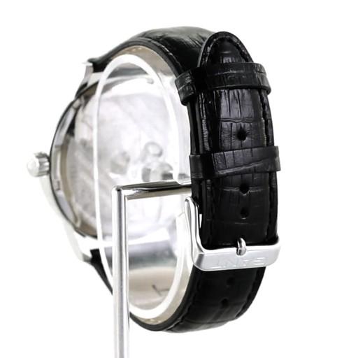 22 mm sort læderrem til Gant Covingston W10701