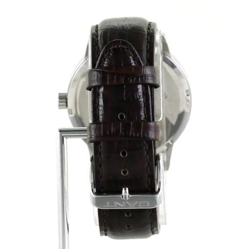 22 mm brun læderrem til Gant Covingston W10702 / W10703