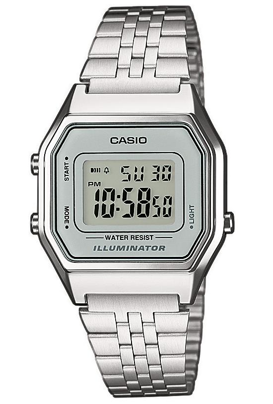 Lille retro digital ur fra Casio - Casio Classic LA680WEA-7EF