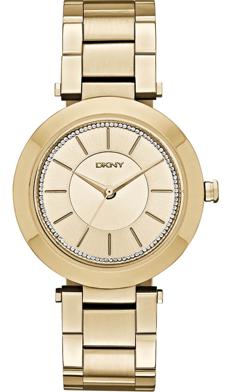 DKNY guld ur til kvinder - DKNY Stanhope NY2286