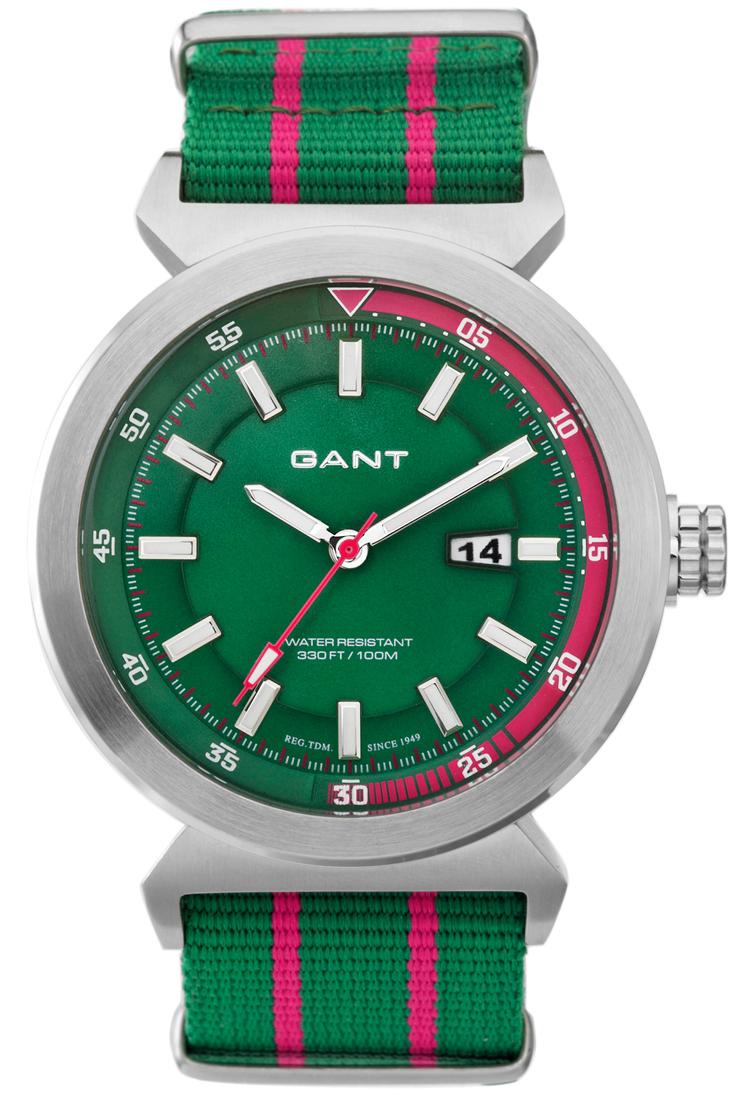 Grønt ur til mænd - Gant Bradley Grøn W70272