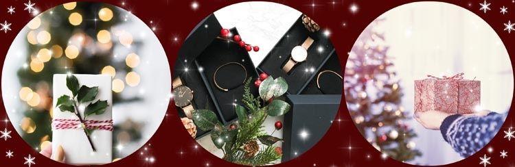 Sådan kan du pakke uret ind i julegave