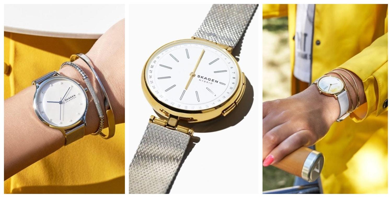 f3fb04d854e Skagen| Køb dit nye Skagen ur til faste lave priser [1 dags levering]